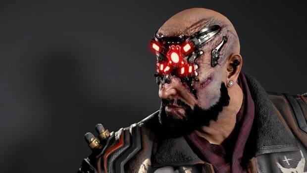 Cyberpunk 2077 presenta una ristra de imágenes detalladas de sus personajes Imagen 5
