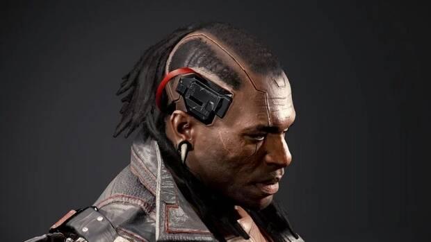 Cyberpunk 2077 presenta una ristra de imágenes detalladas de sus personajes Imagen 7