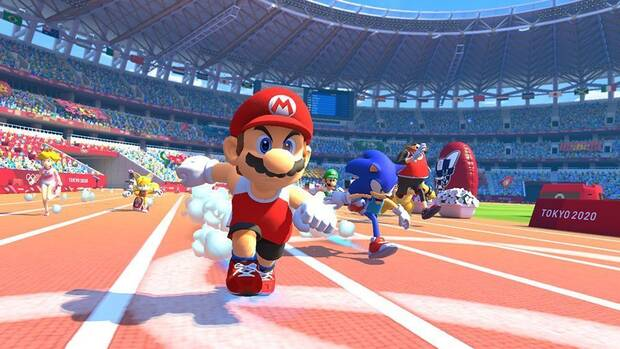 Mario & Sonic at the Tokyo 2020 Olympic Games Imagen 1