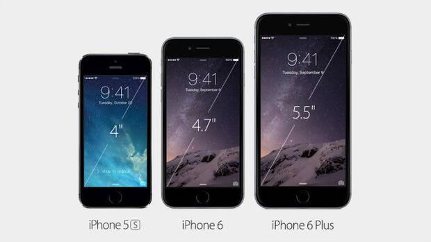 Anunciados iPhone 6 y iPhone 6 Plus Imagen 6