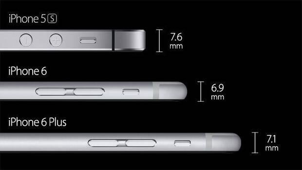 Anunciados iPhone 6 y iPhone 6 Plus Imagen 5