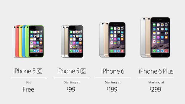 Anunciados iPhone 6 y iPhone 6 Plus Imagen 16