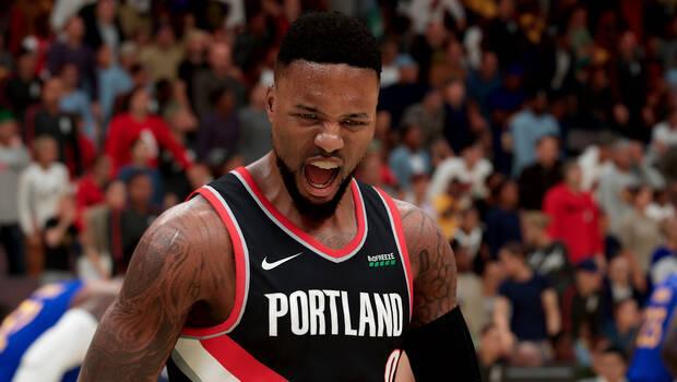 NBA 2K21 muestra su primer gameplay en consolas de nueva generaci