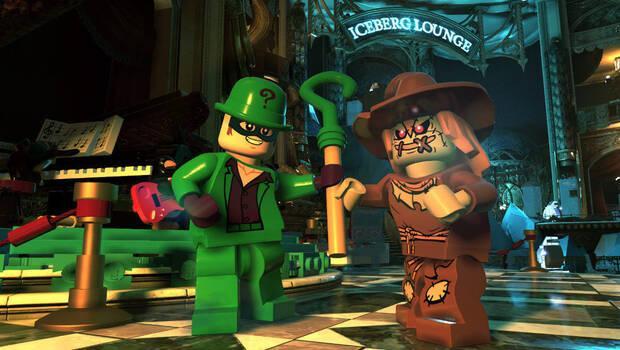 LEGO DC Súper-Villanos Imagen 1