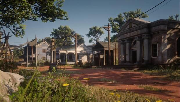 Red Dead Online - Battle Royale: Rhodes