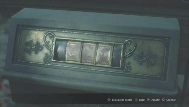 Resident Evil 2 - Encuentra los 3 medallones/Claire - solución estatua de la doncella