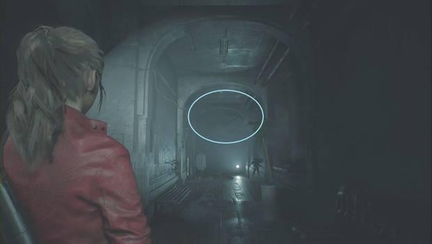 Resident Evil 2 - Encuentra los 3 medallones: el primer Licker
