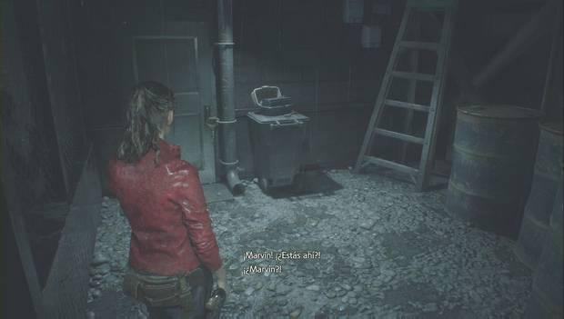 Resident Evil 2 - Encuentra los 3 medallones: herramienta de cortar