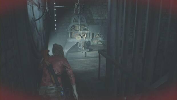 Resident Evil 2 Remake - Encuentra las piezas del panel eléctrico: Coge el Engranaje pequeño