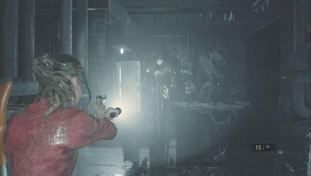 Resident Evil 2 Remake - Encuentra las piezas del panel eléctrico: Mr. X