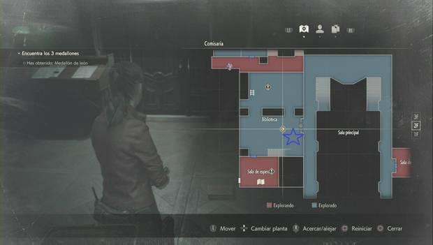 Resident Evil 2 - Libro Rojo (Claire)