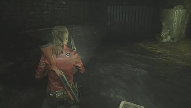 Resident Evil 2 Remake - Encuentra los enchufes: Pólvora blanca (calidad)