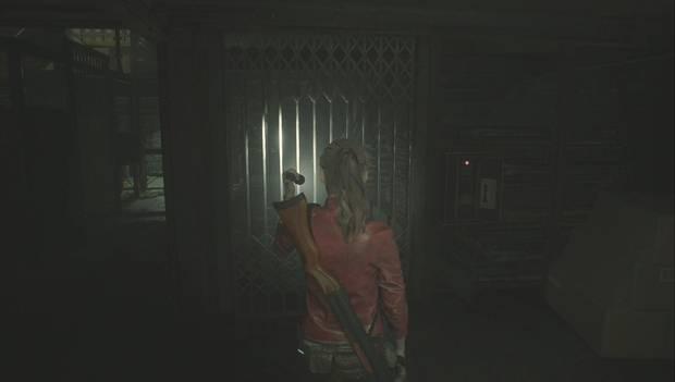 Resident Evil 2 Remake - Encuentra los enchufes: Usa el enchufe de la reina
