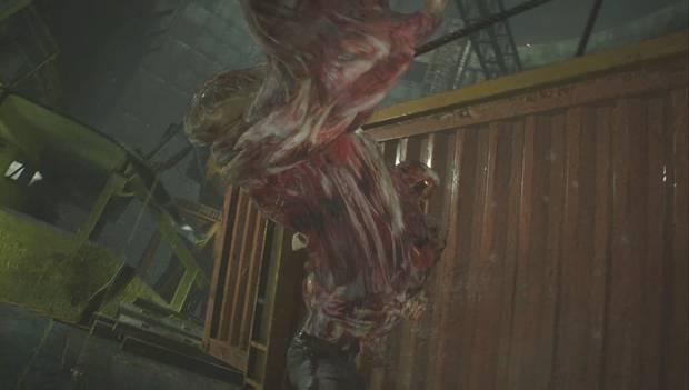 Resident Evil 2 Remake - Encuentra los enchufes: Golpea a Birkin con el contenedor