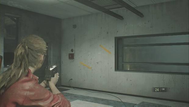 Resident Evil 2 Remake - Encuentra los enchufes: Ubicación del mapa