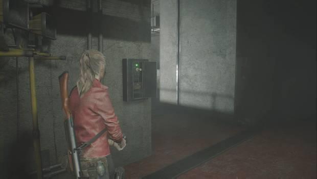 Resident Evil 2 Remake - Encuentra los enchufes: Enchufe de torre