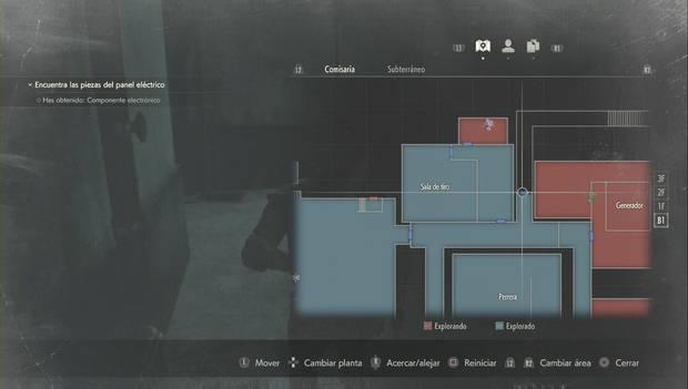 Resident Evil 2 Remake - Encuentra la tarjeta llave del garaje: sube a la planta baja