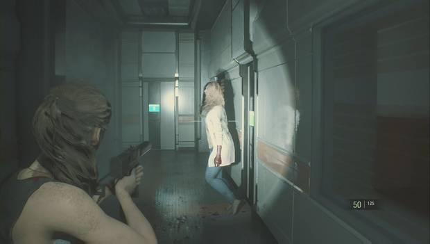 Resident Evil 2 Remake - Investiga el laboratorio: cuidado con los zombis