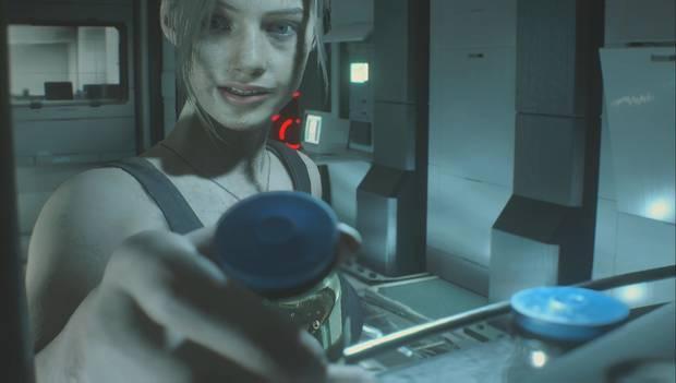 Resident Evil 2 Remake - Investiga el laboratorio: Claire consigue la vacuna