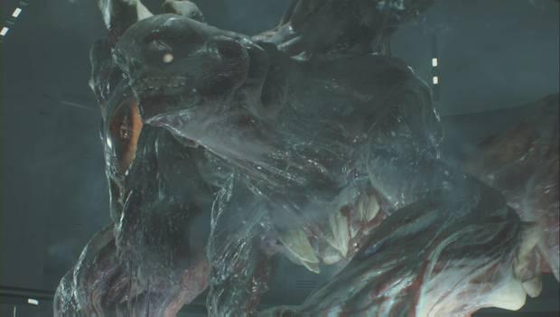 Resident Evil 2 Remake - Investiga el laboratorio: jefe Birkin