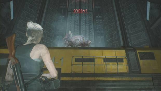 Resident Evil 2 Remake - Investiga el laboratorio: Birkin, combate final