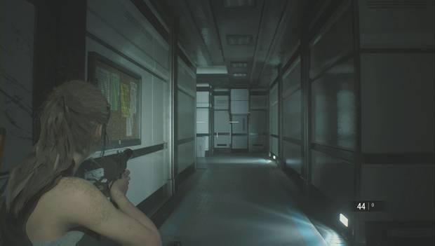 Resident Evil 2 Remake - Investiga el laboratorio: avanza con cuidado