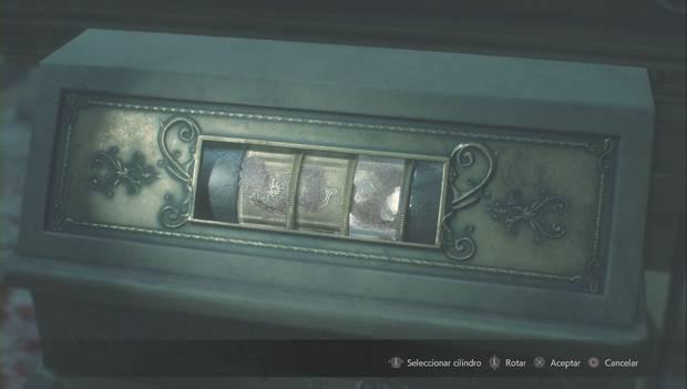 Resident Evil 2 Remake - Estatua de la doncella: Solución en Nueva Partida 2