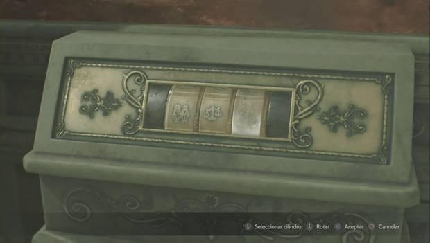 Resident Evil 2 Remake - Estatua del unicornio: solución Nueva Partida 2