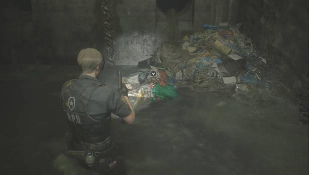 Resident Evil 2 Remake -  Encuentra los enchufes: munición de pistola