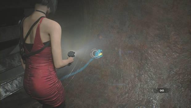 Resident Evil 2 Remake - Encuentra a Annette: piratea el terminal