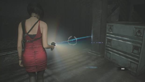 Resident Evil 2 Remake - Encuentra a Annette: sigue el cable