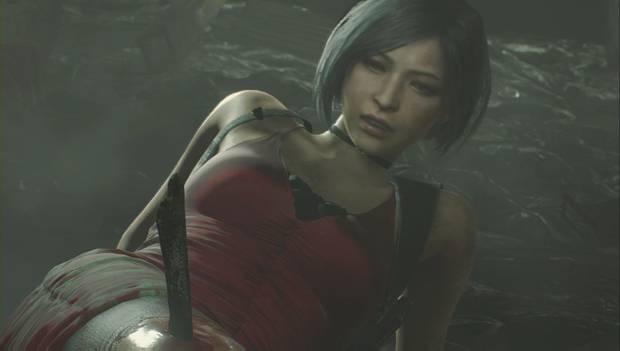Resident Evil 2 Remake - Encuentra a Annette: Ada está herida