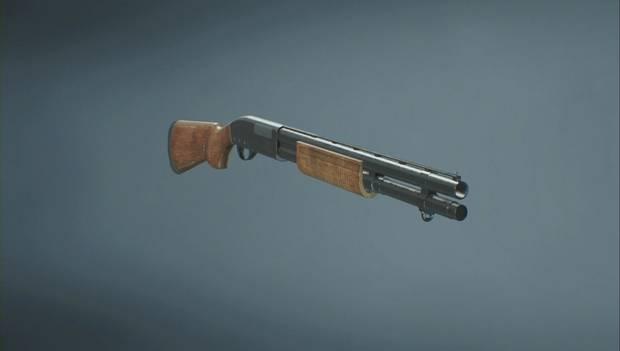 Resident Evil 2 Remake - Armas: escopeta