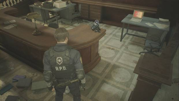 Resident Evil 2 Remake - Riñonera