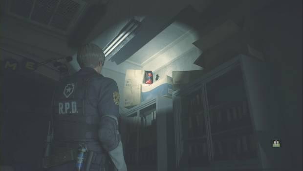 Resident Evil 2 Remake - Mr. Raccoon 1/15