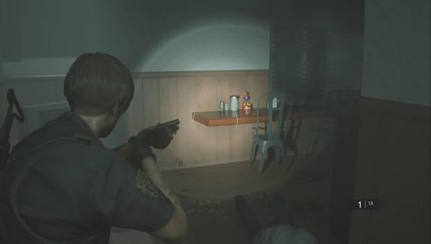 Resident Evil 2 Remake - Mr Raccoon 13/15