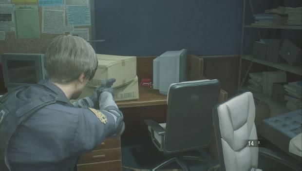 Resident Evil 2 Remake - Mr Raccoon 2/15