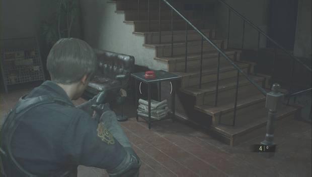 Resident Evil 2 Remake - Mr Raccoon 4/15