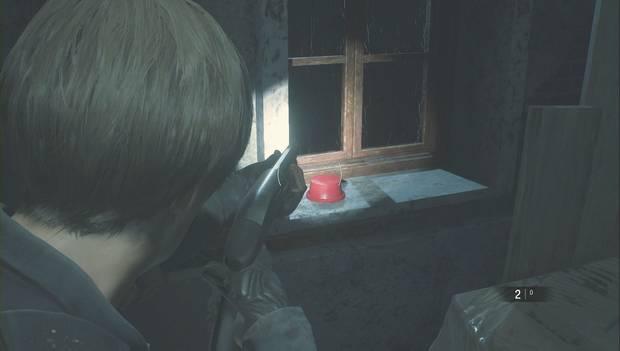 Resident Evil 2 Remake - Mr Raccon 5/15