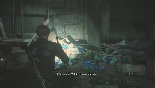Resident Evil 2 Remake - Mr Raccoon 10/15
