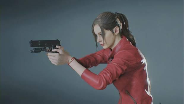 Armas de Resident Evil 2 remake