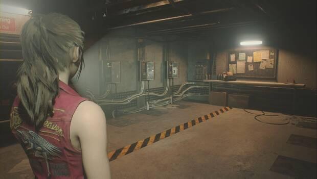 Resident Evil 2 Remake - El puzzle del ajedrez