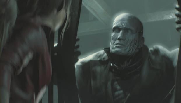 Resident Evil 2 Remake - Tyrant
