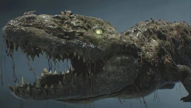 Resident Evil 2 Remake - Caimán