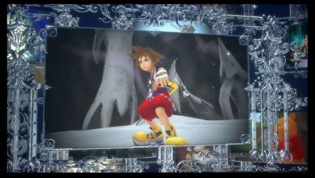 Kingdom Hearts 3: Prólogo - Kingdom Hearts 3 presenta fragmentos de juegos anteriores