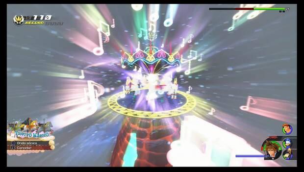 Kingdom Hearts 3 - Jefe Titanes: Tiovivo Mágico