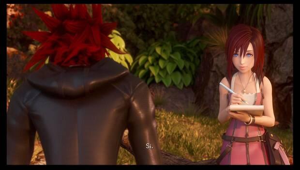 Kingdom Hearts 3: Kari y Lea conversan