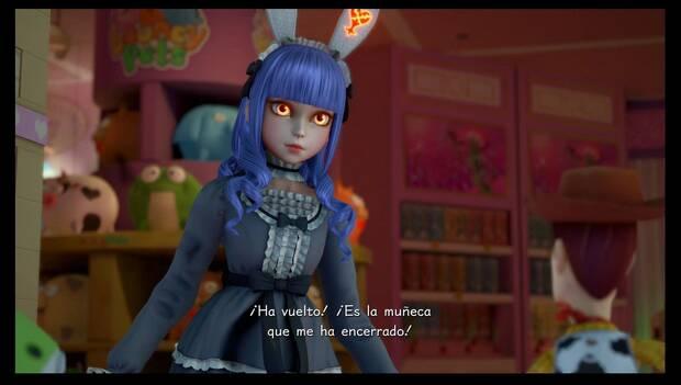 Kingdom Hearts 3 - Jefe Amber Angélica