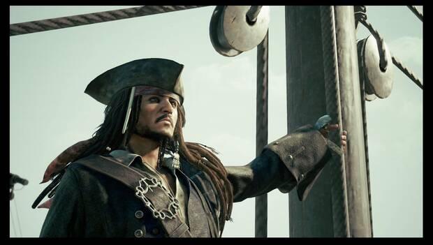 Kingdom Hearts 3 - El Caribe: Jack Sparrow