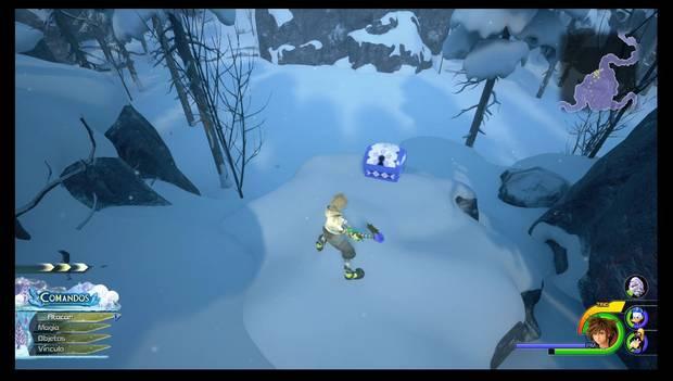Kingdom Hearts 3 - Arendelle: Juego clásico